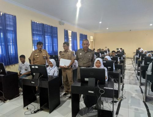 Budayakan Integritas Siswa SMAN 11 Pinrang melalui PAS Berbasis Komputer