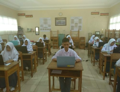 New method applies  in the computer based examination of SMAN 11 Pinrang